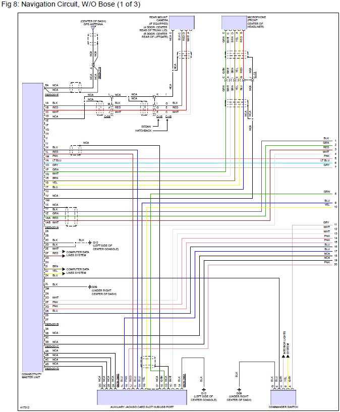 [DIAGRAM_0HG]  2015 Wiring Diagram? Need speaker wire colors | 2004 to 2020 Mazda 3 Forum  and Mazdaspeed 3 Forums | Mazda Wiring Diagrams Online |  | Mazda 3 Revolution