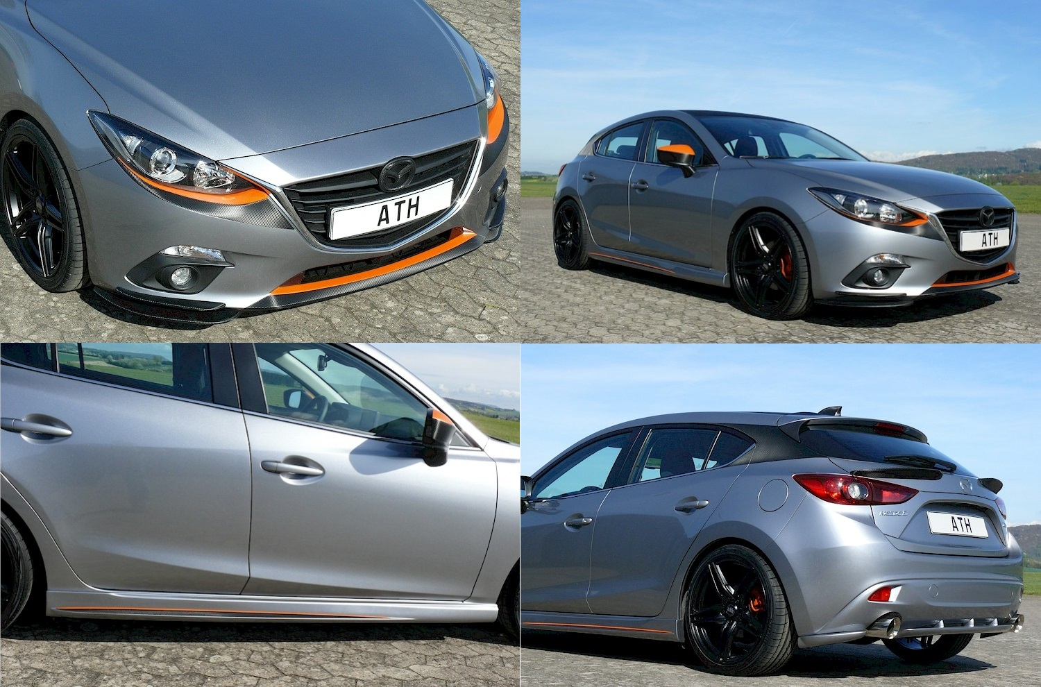 2004 to 2016 mazda 3 forum and mazdaspeed 3 forums view single 2004 to 2016 mazda 3 forum and mazdaspeed 3 forums view single post body kits aero kits body accessories list as seen on mazda3s publicscrutiny Images