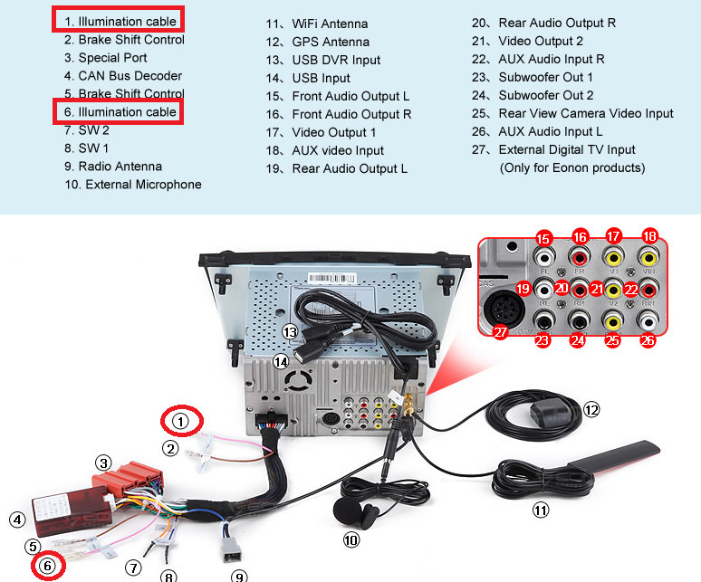 Replacing bose amp with aftermarket 2004 to 2016 mazda 3 forum click image for larger version name eonon ga5163fg views 2218 size cheapraybanclubmaster Gallery