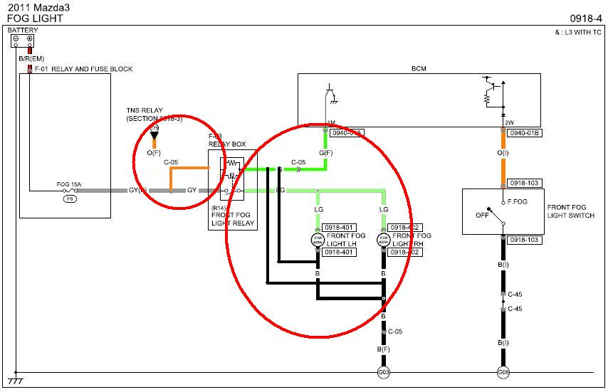 Mazda 3 Wiring Diagram from www.mazda3revolution.com