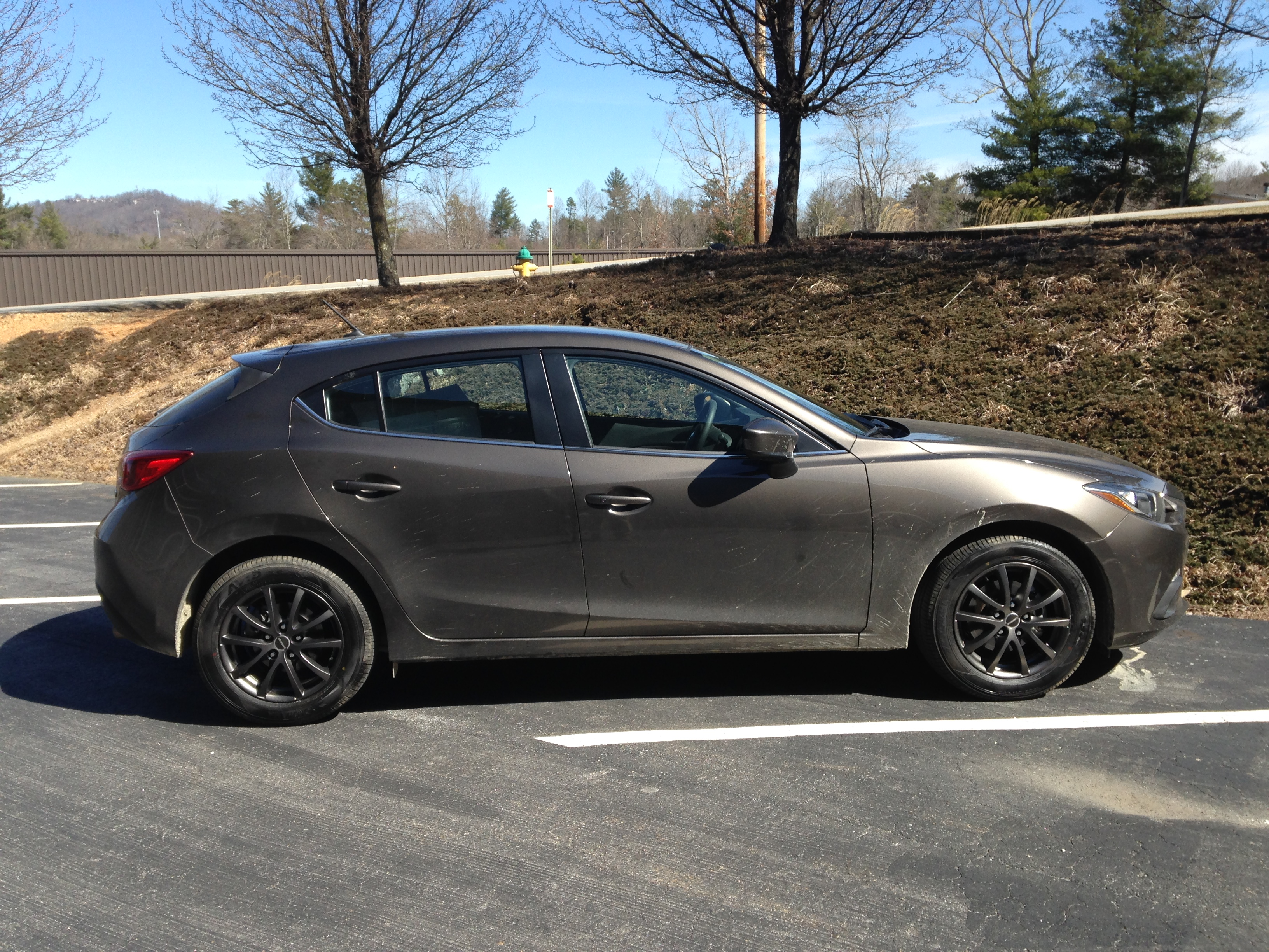 The official 3rd gen wheel and tire picture thread 2004 to 2016 mazda 3 forum and mazdaspeed 3 forums