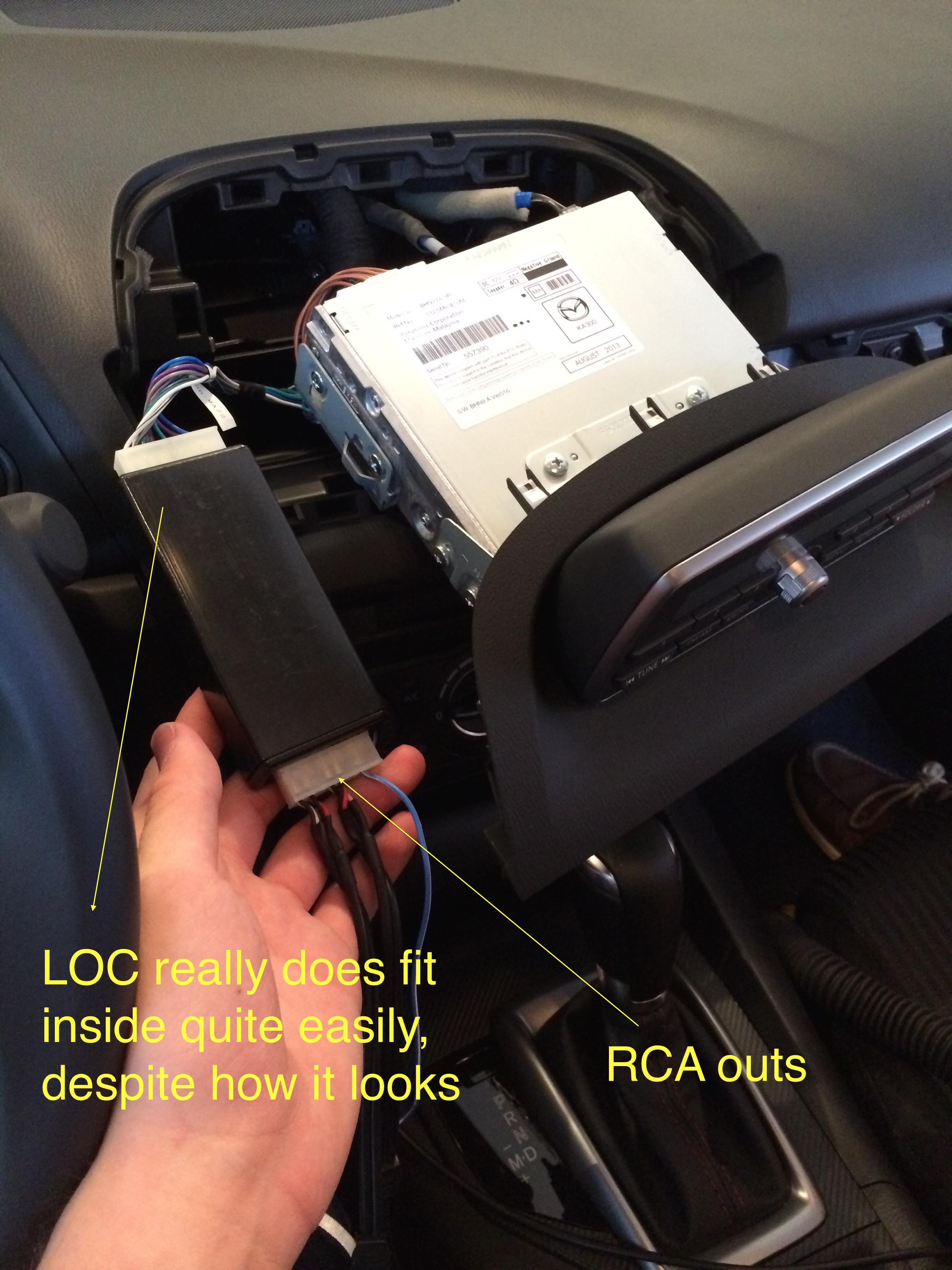 Mazda Ka300 Car Stereo Wiring Diagram - Database