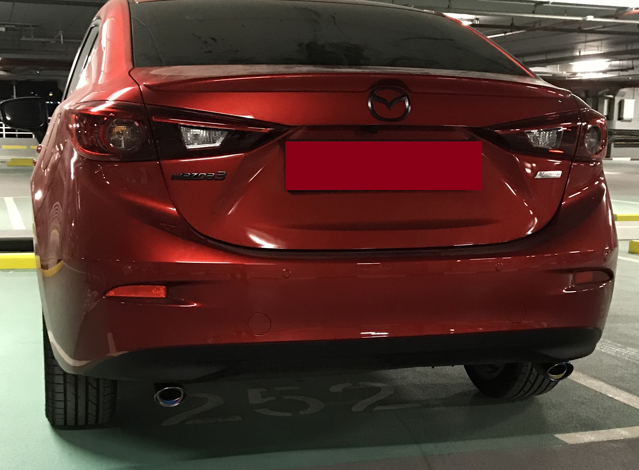 sedan l cars with alex courtesy review mazda first exterior dykes exhaust video of about drive picture truth the