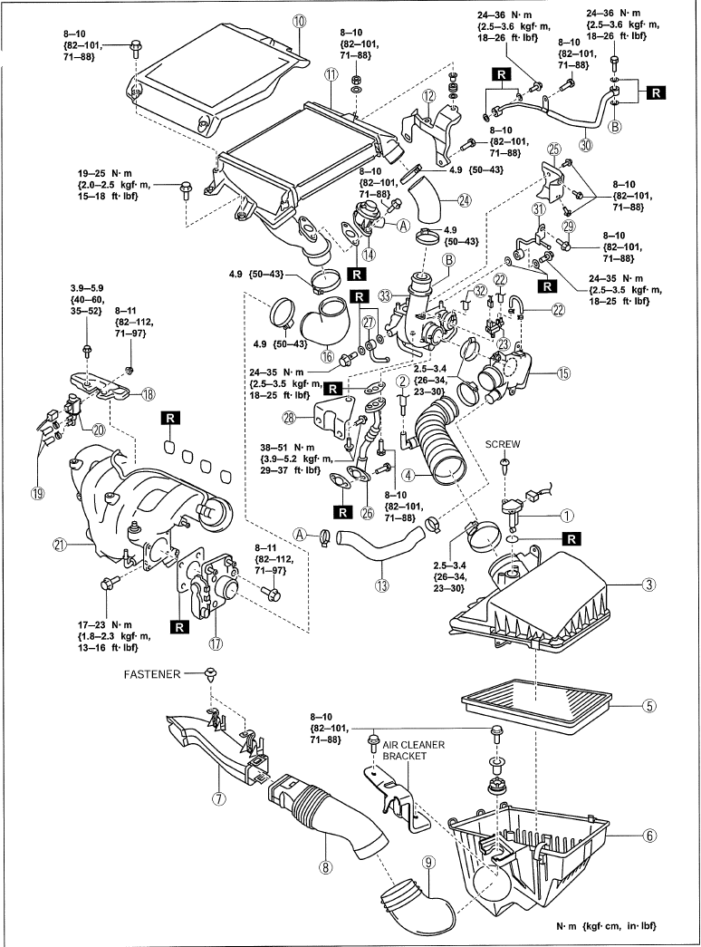 Excellent mazdaspeed 3 engine diagram photos best image diagram 2004 to 2016 mazda 3 forum and mazdaspeed 3 forums view single cheapraybanclubmaster Image collections