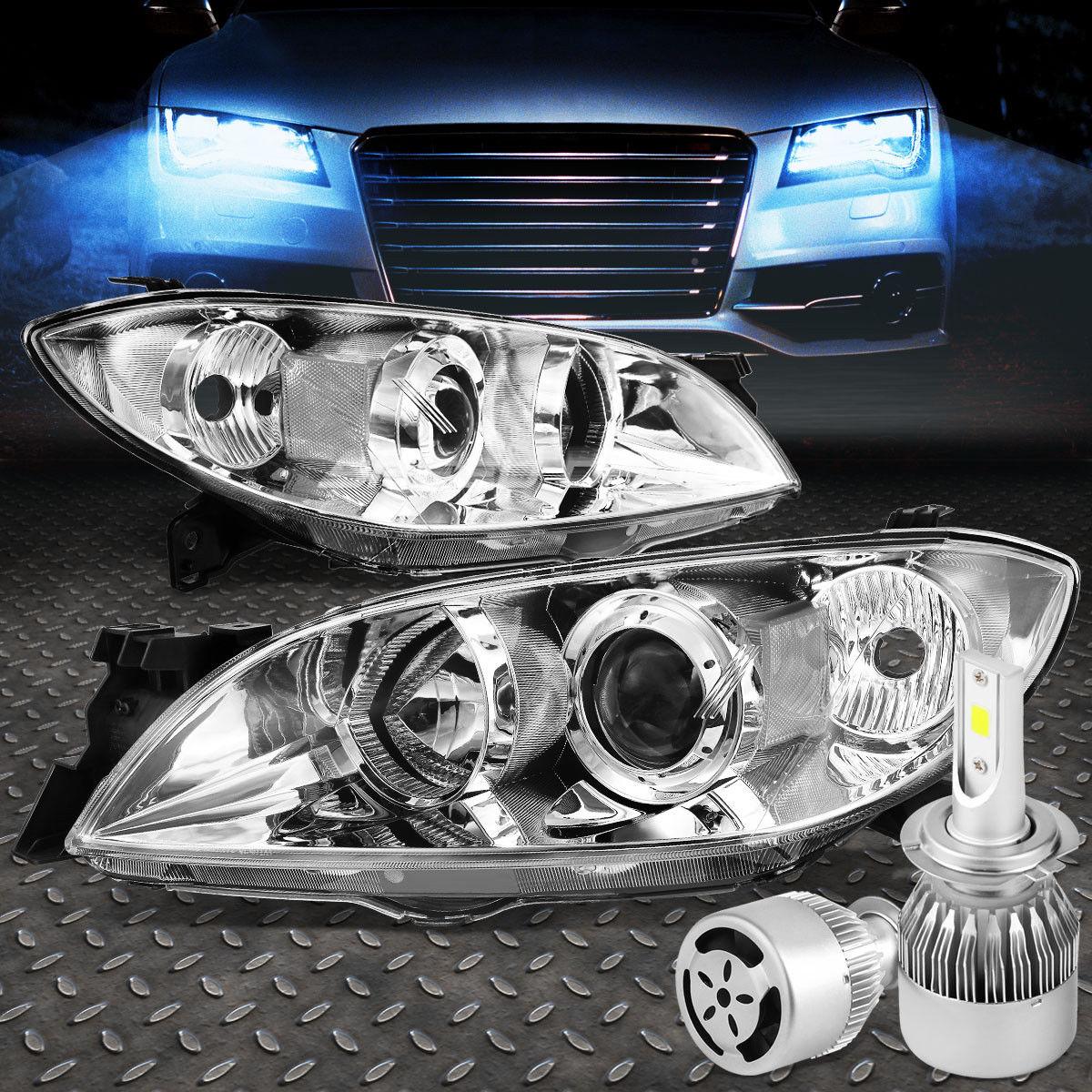 Hid Headlight Repair 2004 To 2020 Mazda 3 Forum And Mazdaspeed 3 Forums