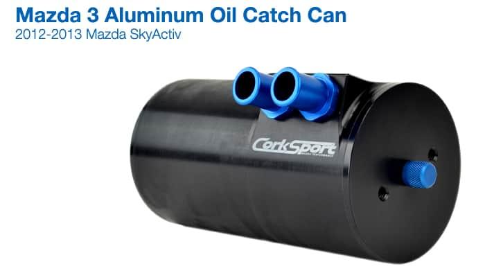 NEW Release: 2012-2013 Mazda SkyActiv Oil Catch Can | 2004