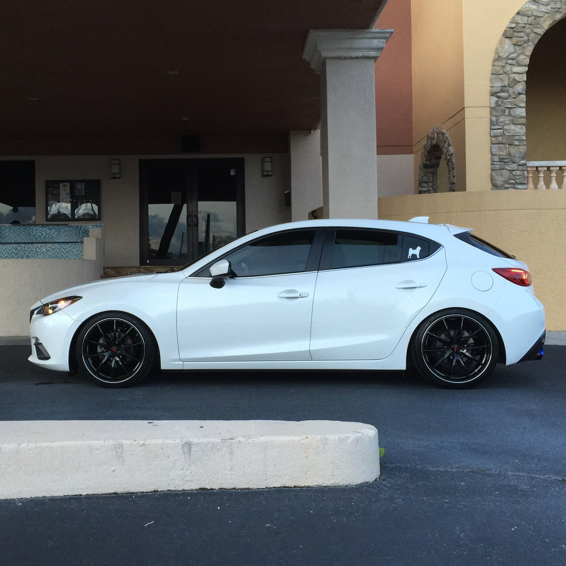 Mazda 3 Mods >> Mods On A Lease Page 2 2004 To 2016 Mazda 3 Forum And