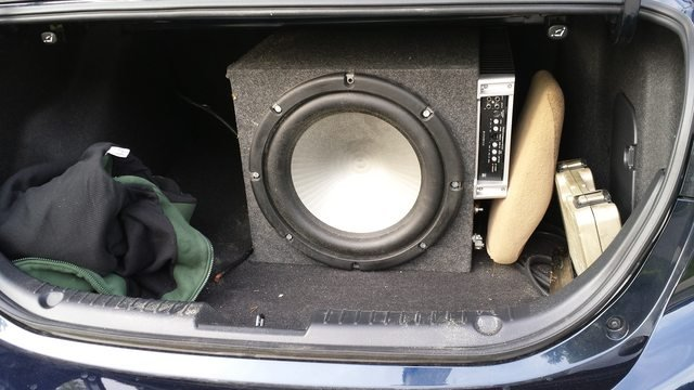 Bose Subwoofer Installation Guide 2015   2004 to 2016 Mazda 3 Forum
