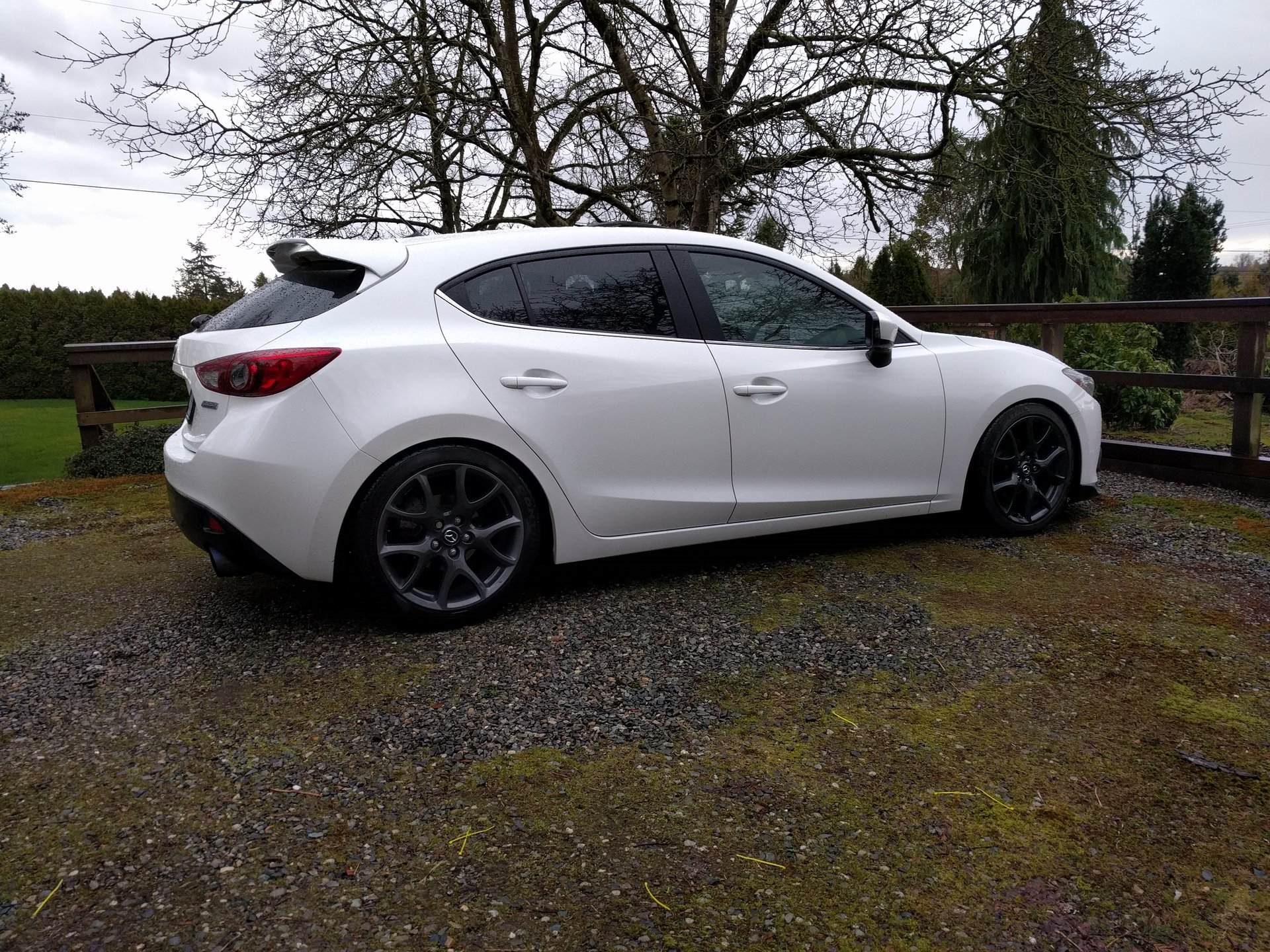 Mazda 3 Wheels >> What Size Spacers 2004 To 2016 Mazda 3 Forum And Mazdaspeed 3 Forums