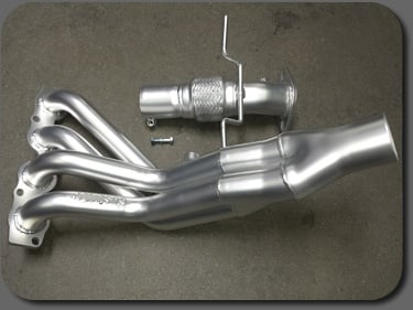 MSDS Tri-Y Skyactive race exhaust header | 2004 to 2016