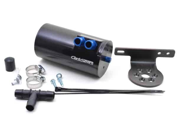 New CorkSport Oil Catch Can and Drain Valve Kit Released