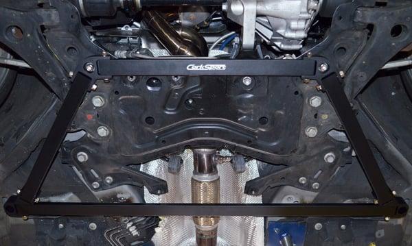 Product Release! CorkSport Underbody 4-Brace Set for Mazda 3