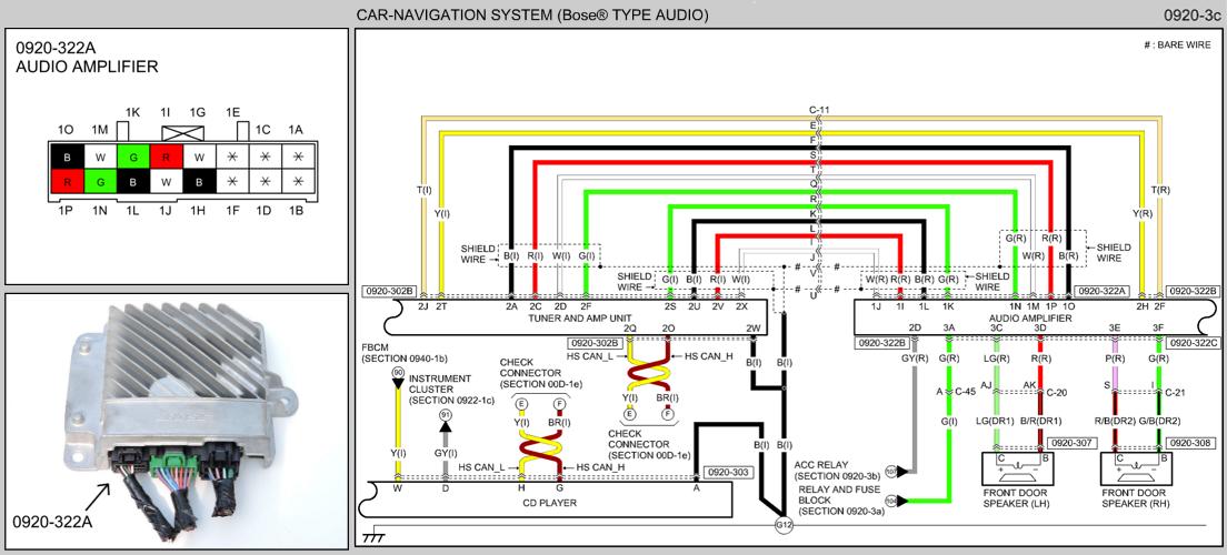 2014-2018* Mazda 3 & Mazda 6 w/BOSE Full System Breakdown/Analysis | 2004  to 2020 Mazda 3 Forum and Mazdaspeed 3 ForumsMazda 3 Revolution