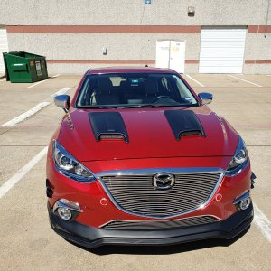 2016 Modified Mazda3